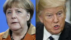 Angela Merkel to meet Donald Trump in Washington