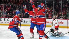 Canadiens send message to Atlantic after sweep of Senators