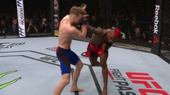 Must See: UFC's Diakiese drops opponent with one punch then breakdances