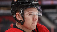 Sens send Lazar to Flames