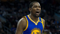 Durant injury paves way for Barnes to join Warriors