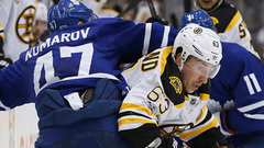 Ferraro on the chirping between Komarov and Marchand