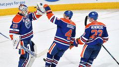 NHL: Kings 0, Oilers 2