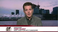 TV host Todd Talbot on Vancouver real estate