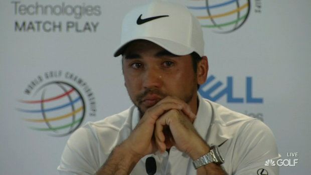 Emotional Jason Day withdraws from WGC to be with ailing mother