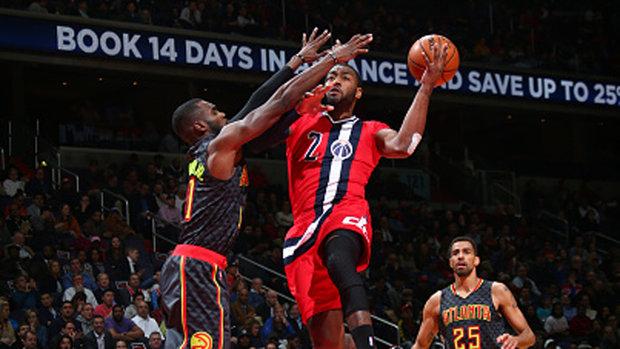 NBA: Hawks 100, Wizards 104