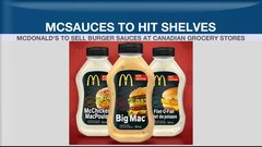 McDonald's targets millennials with Big Mac sauce at grocery stores
