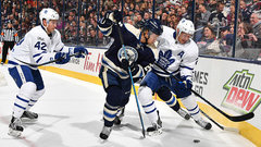 Babcock looks to avenge loss against Blue Jackets