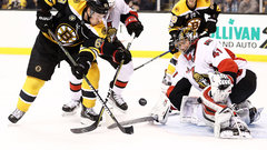 Anderson was the best player on the ice in the Sens' win over the Bruins
