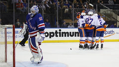 Rangers trending in wrong direction heading into playoffs