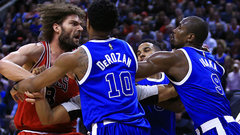 Ibaka, Lopez each suspended one game