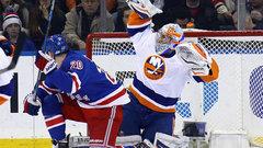 NHL: Islanders 3, Rangers 2