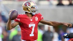 Foxworth sees championship potential with Kaepernick