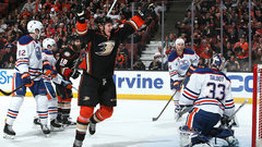 NHL: Oilers 3, Ducks 4