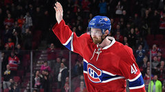 Byron on playing in Montreal: Best thing that's ever happened to me