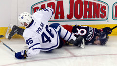 Should Polak face further discipline for his hit on Bjorkstrand?