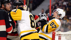 Does Crosby get away with too much because he's the face of the NHL?