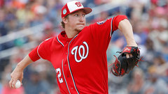 MLB: Mets 0, Nationals 1