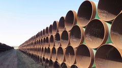 Keystone XL due for approval Monday