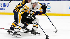 Crosby on dazzling goal: 'Wasn't much thought, I just reacted'