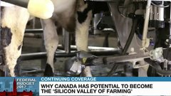 Federal budget allocates $70M to agricultural innovation