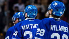 What's more shocking: Kadri's 30 goals or three Leafs' rookies with 50 points?