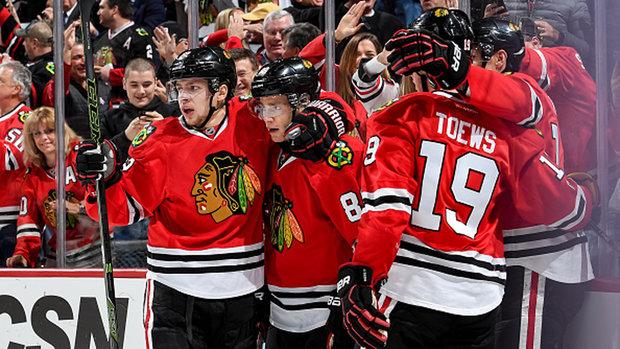 NHL: Stars 2, Blackhawks 3 (SO)