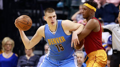 NBA: Nuggets 125, Pacers 117