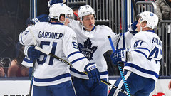 Maple Leafs inching closer to playoff reality