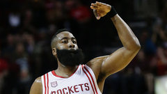 NBA: Pelicans 107, Rockets 117