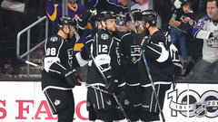 NHL: Jets 2, Kings 5