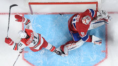 NHL: Hurricanes 4, Canadiens 1