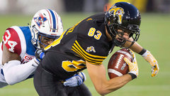 Should the Ticats target a receiver with Fantuz's uncertain future?