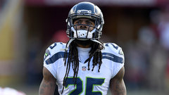 Sherman airs grievances with NFL