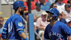 MLB: Red Sox 2, Blue Jays 3