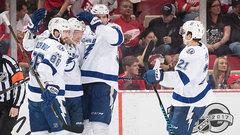 NHL: Lightning 2, Red Wings 1 (OT)