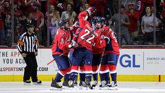 NHL: Coyotes 1, Capitals 4