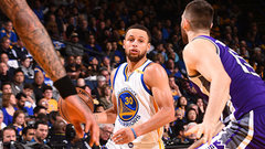 NBA: Kings 100, Warriors 114
