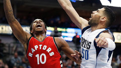 NBA: Raptors 94, Mavericks 86