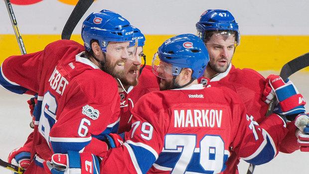 Canadiens continue dominance of Senators