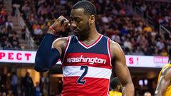 NBA: Wizards 127, Cavaliers 115