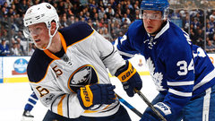 Eichel not interested in comparing Leafs, Sabres rebuilds