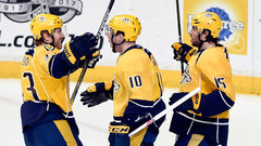 NHL: Sharks 2, Predators 7