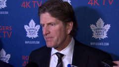 Leafs put on brave face in wake of Andersen injury