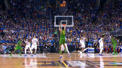Must See: Dorsey banks in first-half buzzer-beater