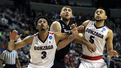Gonzaga dominate Xavier to make school history