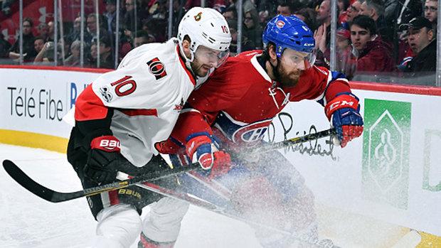Canadiens looking forward to 'huge' game against Senators