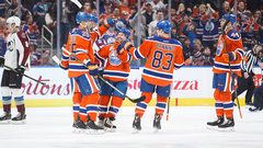 NHL: Avalanche 1, Oilers 4