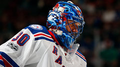 Lundqvist needs more time to get rhythm back