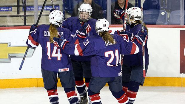 Team USA continues its boycott ahead of WWHC